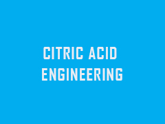 CITRIC ACID ENGINEERING