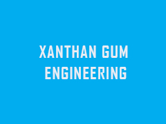 XANTHAN GUM ENGINEERING